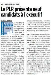 LL - Candidats 2016 - 20160108